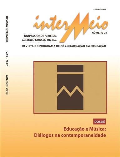 Revista Intermeio: Revista do Programa de Pós-Graduação em Educação (Volume 19 | Número 37)