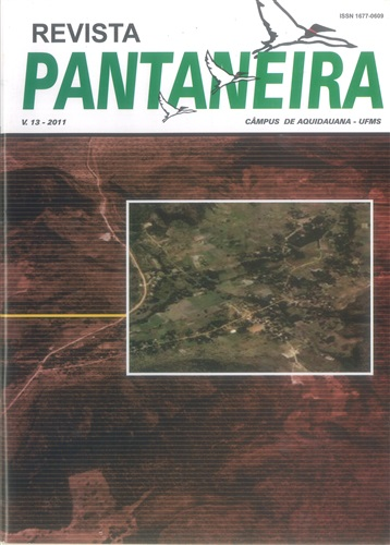 Revista Pantaneira (Volume 13)