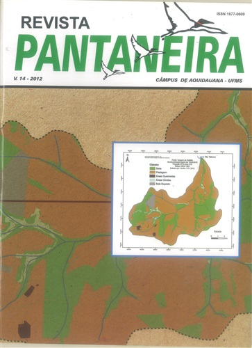 Revista Pantaneira (Volume 14)