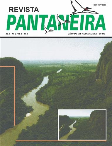 Revista Pantaneira (Volume 3 | Número 2, / Volume 4 | Número 1)