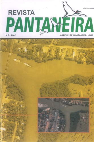 Revista Pantaneira (Volume 7)