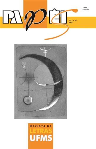 Revista Papéis de Letras UFMS (Volume 6 | Número 11)
