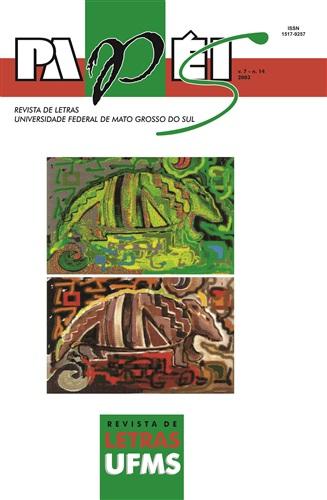 Revista Papéis de Letras UFMS (Volume 7 | Número 14)