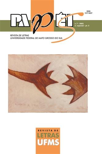 Revista Papéis de Letras UFMS (Volume 7 | Número Especial – Parte 2)