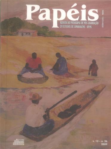 Revista Papéis: Revista do Programa de Pós-Graduação em Estudos de Linguagens (Volume 13 | Número 26)