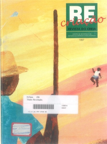 Revista Re-criação do CREIA (Volume 2   Número 1)
