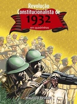Revolução Constitucionalista de 1932 em quadrinhos