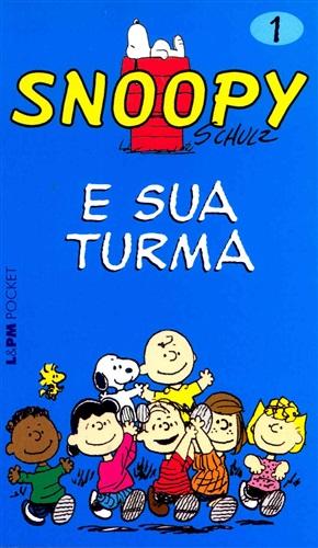 Snoopy 1 – e sua turma: 568 - Edição de Bolso
