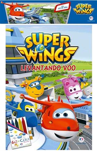 Super Wings - Levantando voo