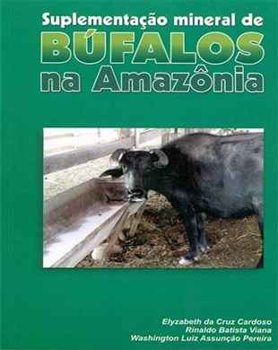 SUPLEMENTAÇÃO MINERAL DE BÚFALOS NA AMAZÔNIA