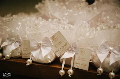 Tags - bem casado - mini bolo