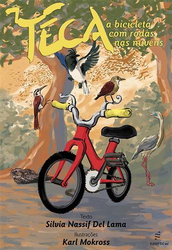 Teca: a bicicleta com rodas nas nuvens
