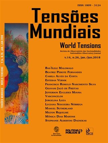 Tensões Mundiais v. 14, n.26
