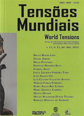Tensões mundiais Vol. 11 Nº 21