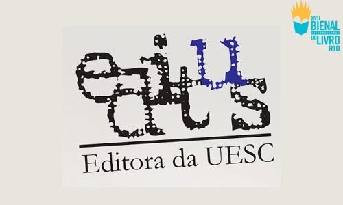 Títulos da Editora da UESC na XVIII Bienal do Livro do Rio de Janeiro