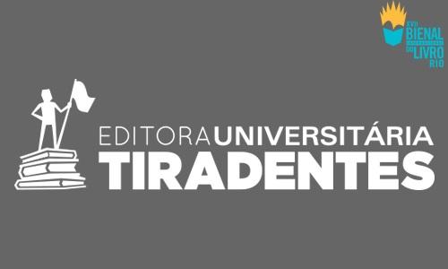 Títulos da Editora Tiradentes na XVIII Bienal do Livro do Rio de Janeiro