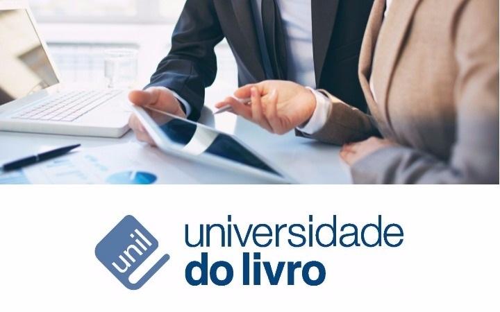 Universidade do Livro promove curso sobre gestão de direitos autoriais
