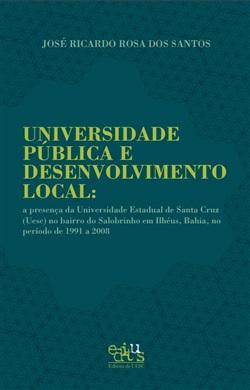 Universidade Pública e desenvolvimento local
