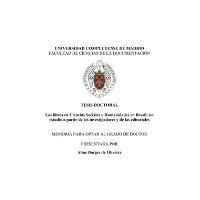 Los libros en Ciencias Sociales y Humanidades en Brasil: un estudio a partir de los investigadores y de las editoriales